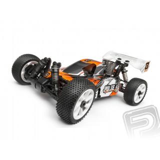 PULSE 4,6ccm Buggy RTR s 2,4GHz RC soupravou
