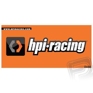 HPI - nálepka na sklo (oboustranná) - 42x20cm
