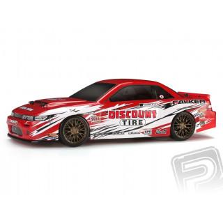Micro RS4 DRIFT Nissan S13 s 2,4GHz RC soupravou, kar. Discount Tire