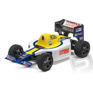 Q32 Formule modrá RTR s 2,4GHz soupravou