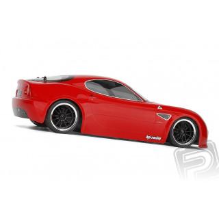 Karoserie čirá Alfa Romeo 8C Competizione (200 mm)