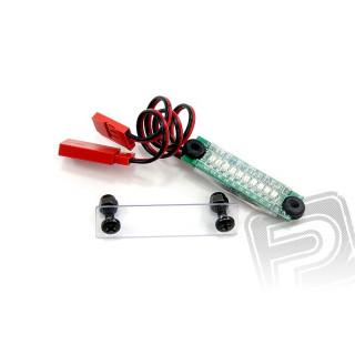 LED indikátor stavu baterií
