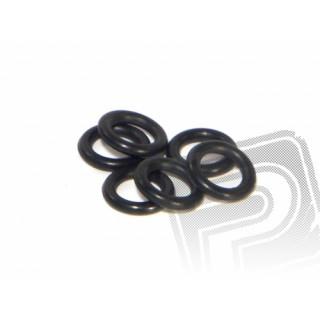 """""""O"""" Kroužek 5x8x1,5mm (6 ks)"""
