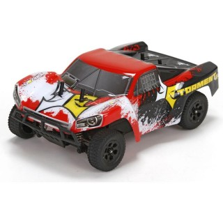 ECX Torment Short Course 1:24 4WD RTR červený