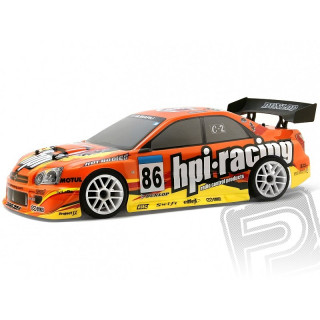 Karoserie čirá HPI Racing Impreza (190mm/rozvor 255 mm)