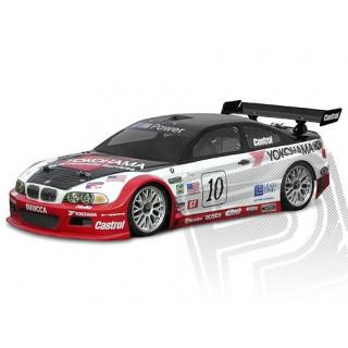 Karoserie čirá BMW M3 GT (200 mm)