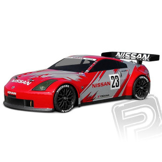 Karoserie čirá Nissan 350Z Nismo GT RACE (200 mm)