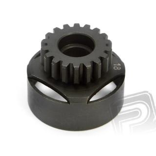 Bubínek spojky 18 zubů větraný (1M modul) SAVAGE