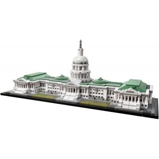 LEGO Architecture - Kapitol Spojených států ameri.