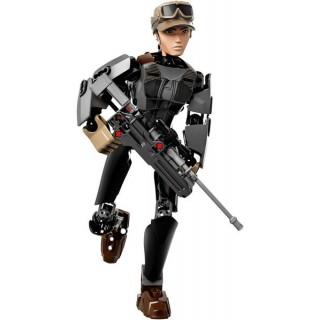 LEGO Star Wars TM - Seržantka Jyn Erso