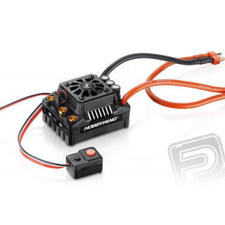 EZRUN MAX8 V3 s Dean-T konektorem - černý -regulátor