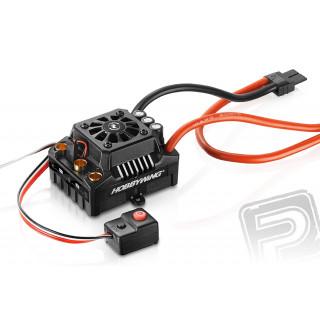 EZRUN MAX8 V3 s TRX konektorem - černý -regulátor