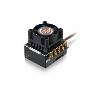 XERUN XR10 JUSTOCK - černý - regulátor