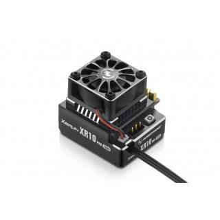 XERUN XR10 PRO 160A - černý - regulátor