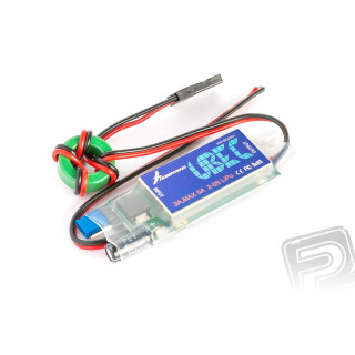 UBEC 3A 2-6S LiPo stabilizátor napájení