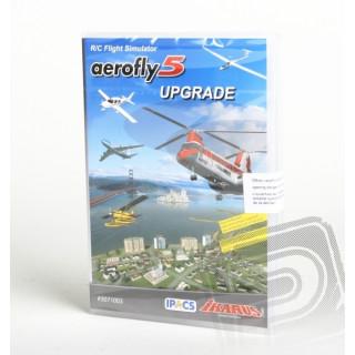 Aerofly V5 pro Windows - Upgrade z AFPD sim. na aerofly5