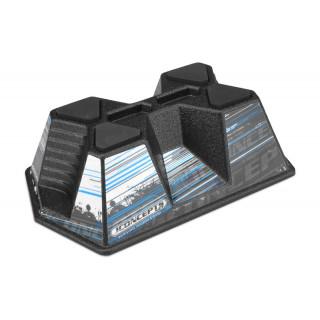 Aero Car stojánek - matně černý pro všechny 1/10 modely