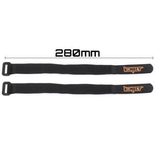 KONECT stahovací pásky 280mm, 2 ks.
