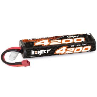 KONECT LiPo 4200mah 7.4V 30C 2S1P 31,0Wh (T-Dean )