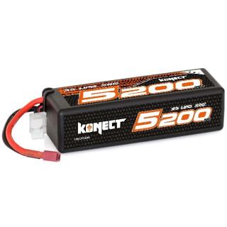 KONECT LiPo 5200mah 11.1V 50C 3S1P 57,4Wh (T-Dean )