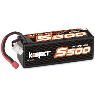 KONECT LiPo 5500mah 14.8V 60C 4S1P 81,4Wh (T-Dean )