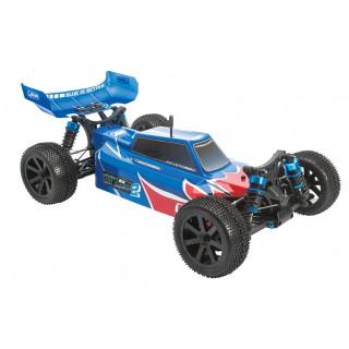 Lakovaná karoserie červeno/modrá HD - S10 Blast BX