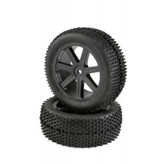 VTEC 1/10 nalepené přední gumy (2 ks) S10 Blast BX 2