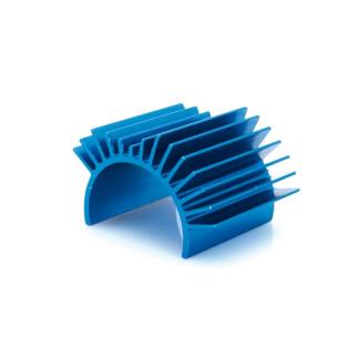 Hliníkový motorový chladič, modrý - S10 BX/TX/MT (pro motory velikosti 500-600)