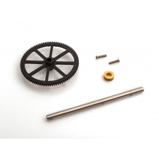 LRP SpeedHornet Pro 2.4 Ghz - hlavní hřídel včetně ozubeného kola