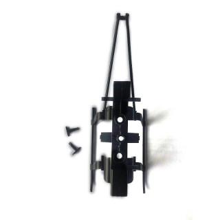 LRP LaserHornet 2.0 Helikopter 2.4GHz - šasi a podvozek