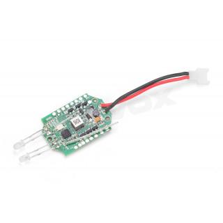 Řídící jednotka včetně přijímače - LRP Gravit Hexa Micro Multicopter 2.4GHz