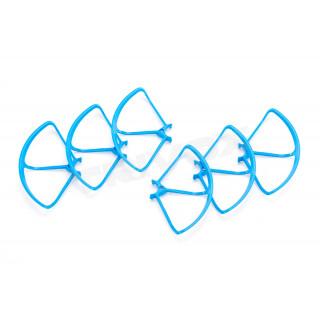 Ochrana rotorů (6x modré) - LRP Gravit Hexa Micro Multicopter 2.4GHz