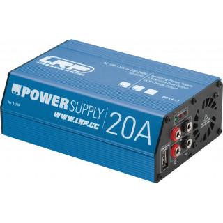 Spínaný stabilizovaný zdroj 13,8V, 20A (320W)