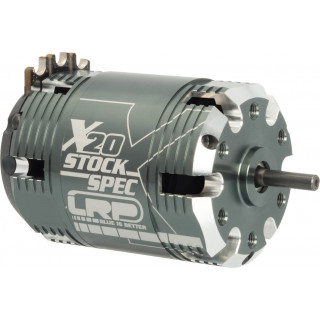 Vector X20 Brushless StockSpec 17,5T motor