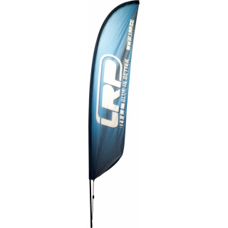 LRP reklamní vlajka 3m