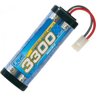 Power Pack 3300 - 7.2V - 6 článkový NiMH Stickpack