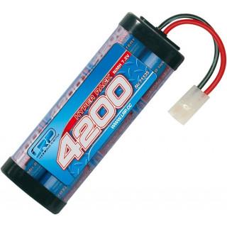 Hyper Pack 4200 - 7.2V - 6 článkový NiMH Stickpack