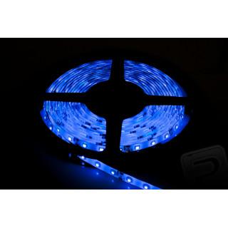SMD flexibilní LED pásek modrý (5 m)