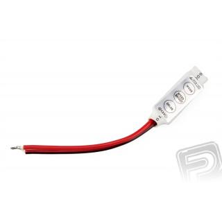 LED ovládací jednotka RGB