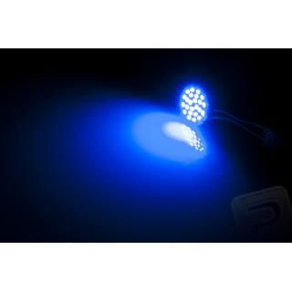 Super micro svíticí bodové světlo (24 LED) pro kvadrokoptéry modré