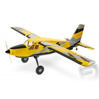 """84"""" Turbo Bushmaster - žlutá/černá 2,13m"""