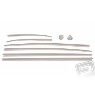 1-00135 náběžné lišty plast FUNRAY