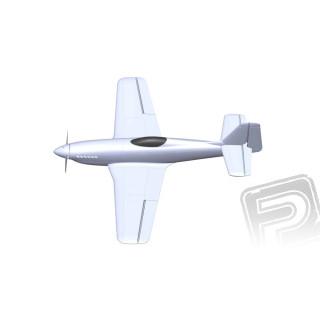 1-00519 Funracer RR bílý