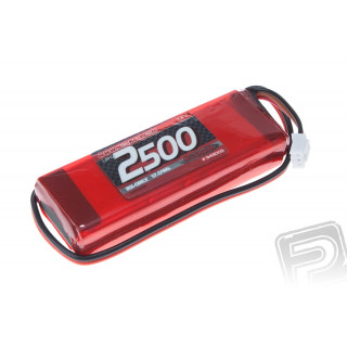 XTEC LiPo RX-sada 2/3A v řadě 2500mAh RX-7.4V