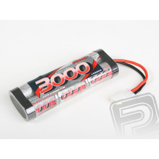 Power pack 3000mAh 7.2V NiMH StickPack