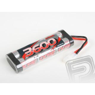 Power pack 3600mAh 7.2V NiMH StickPack