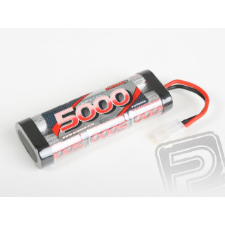 Team pack 5000mAh 7.2V NiMH StickPack