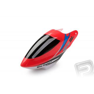 Kabina červená (Solo Pro 180 3D)
