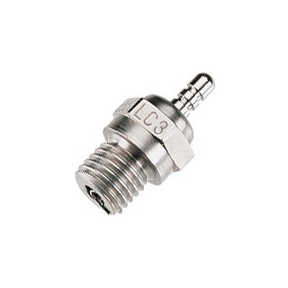 Svíčka standard O.S MAX Typ LC-3 hot (horká)