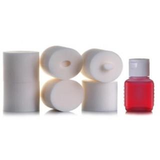MUGEN MBX-7 filtry včetně 45ml oleje (6ks.)